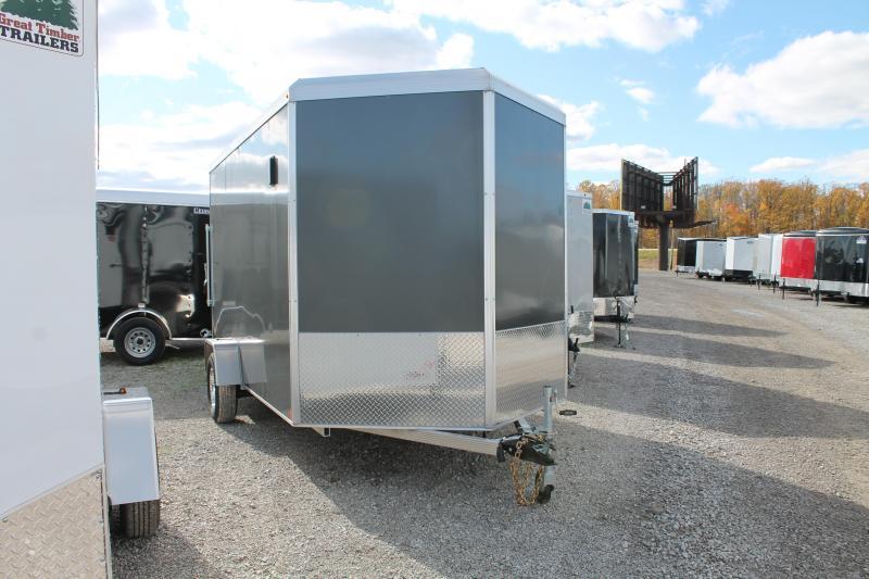 "2020 Triton 7' X 12' + 12"" RD Enclosed Cargo Trailer"