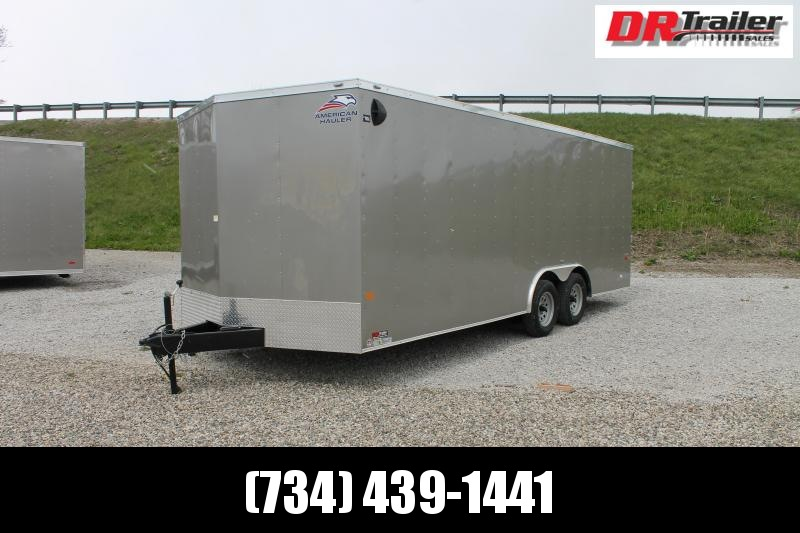 2021 American Hauler 20' CAR 7K CAR HAULER TRAILER Enclosed Cargo Trailer