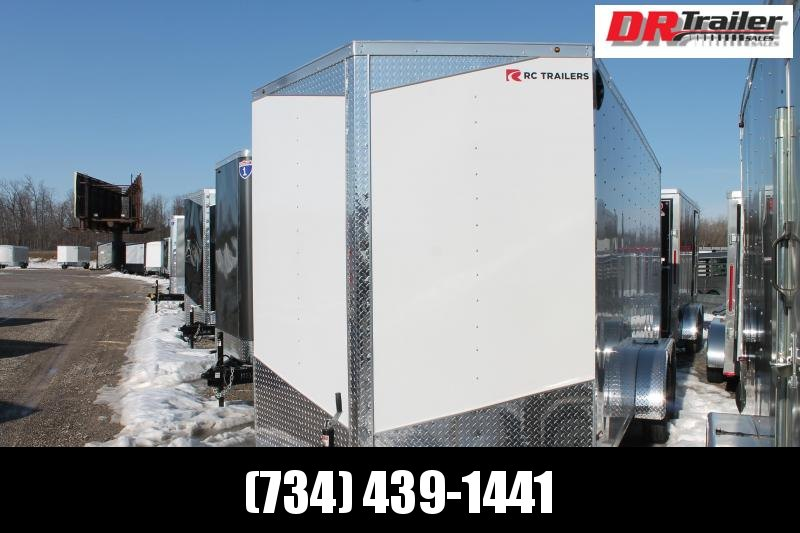 2021 RC Trailers 7' X 16' RD DLX Enclosed Cargo Trailer