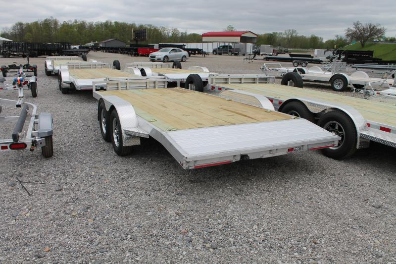2021 Wolverine Trailers 16' CAR 7K GVWR Car / Racing Trailer