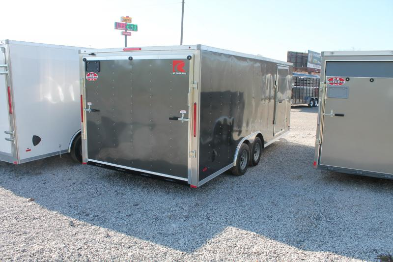 2021 RC Trailers 20' CAR 7K Car / Racing Trailer