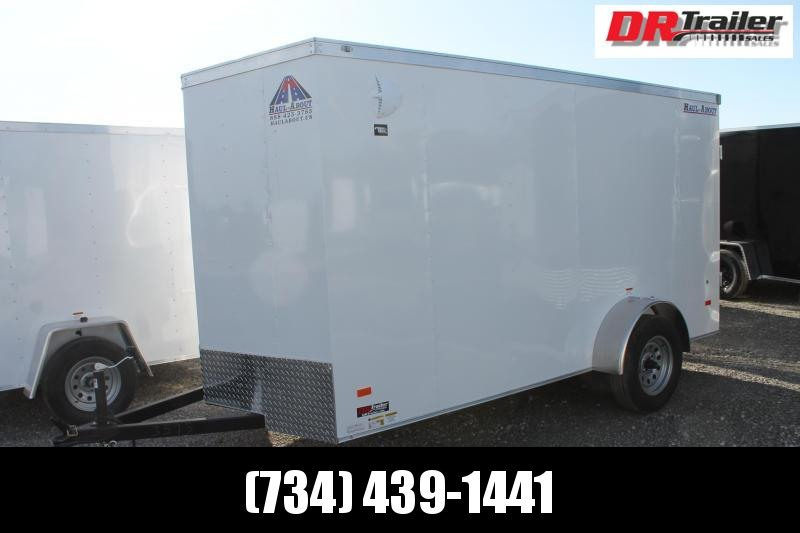 2021 Haul-About 6' X 12' RD Enclosed Cargo Trailer