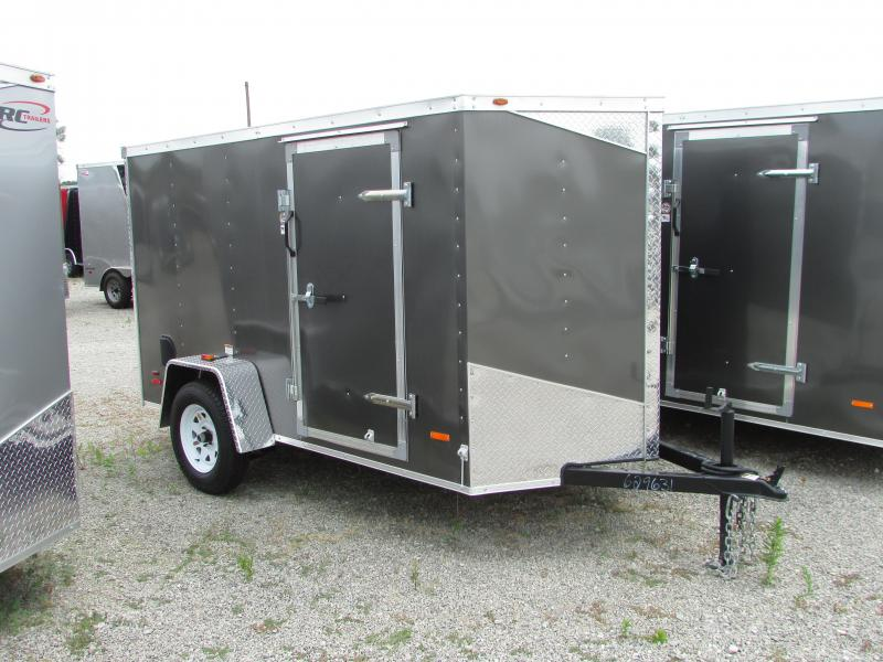 RC Trailers RWT 5 X10 SA Enclosed Cargo Trailer