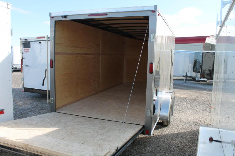 2021 Interstate 7' X 16' RD TA Enclosed Cargo Trailer
