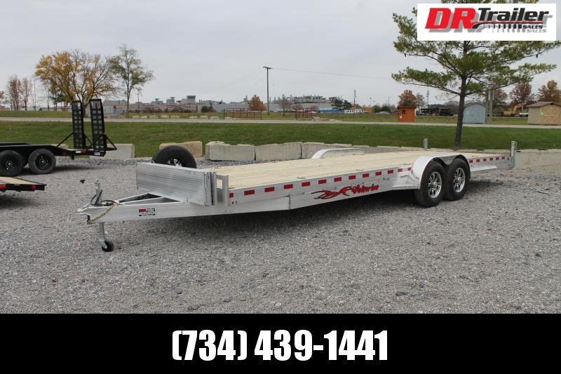 2021 Wolverine Trailers 26' CAR 14K Car / Racing Trailer
