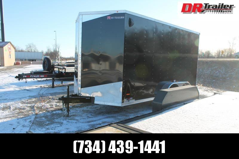 2021 RC Trailers 7' X 14' RD RDLX Enclosed Cargo Trailer