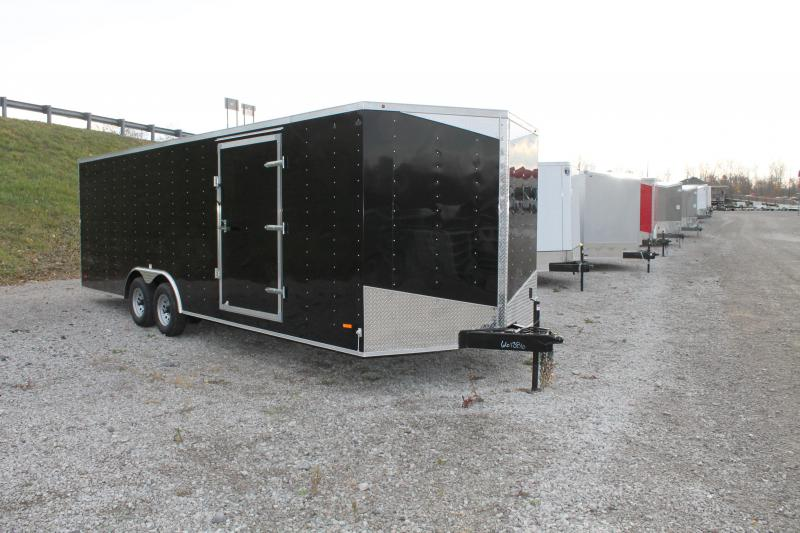 2021 RC Trailers 24' CAR 10K Car / Racing Trailer