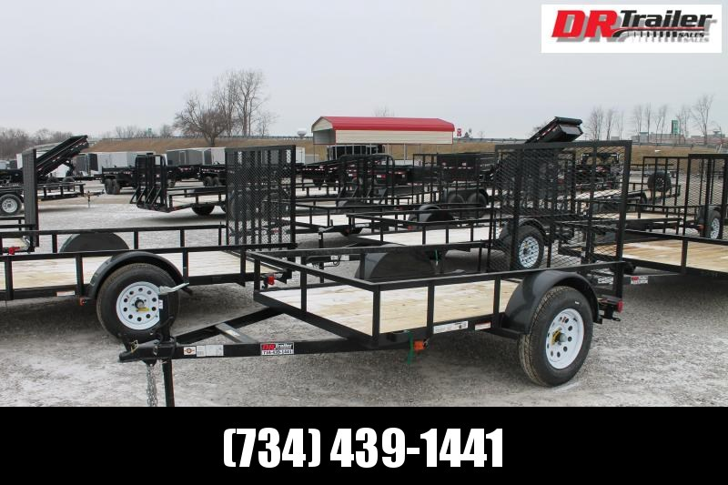 2021 Carry-On 5' X 8' RG UTILITY LANDSCAPE Trailer