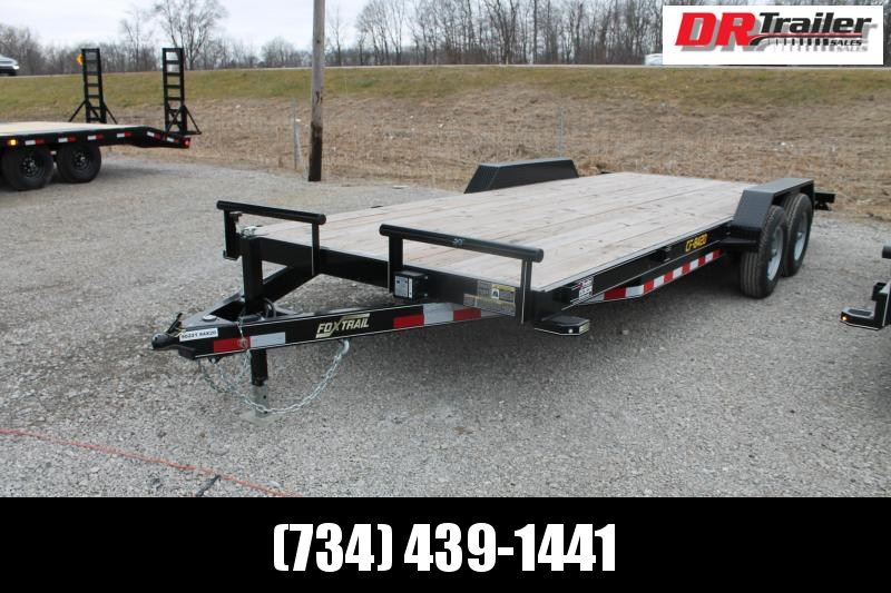 2021 DooLitttle Trailers 20' CAR 10K Car / Racing Trailer