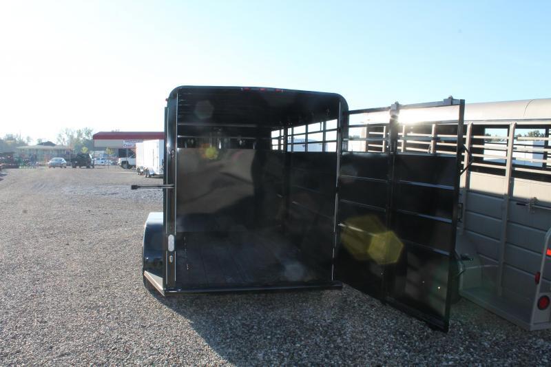 2022 Calico Trailers 16' STOCK TRAILER Livestock Trailer