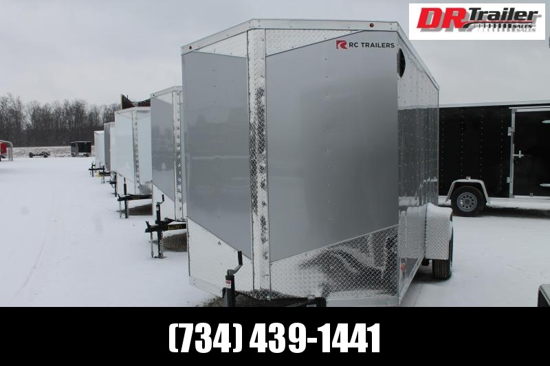 2021 RC Trailers 6' X 12' RD RDLX Enclosed Cargo Trailer