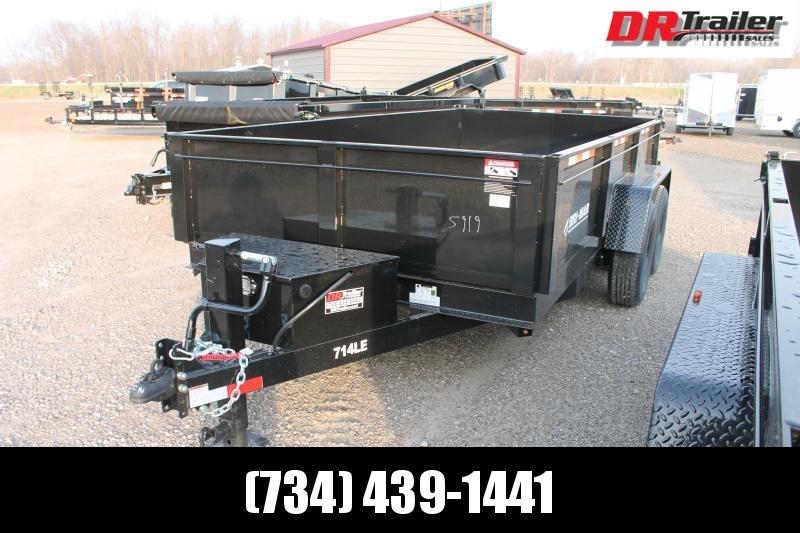 2021 Bri-Mar 14' DUMP 14K Dump Trailer