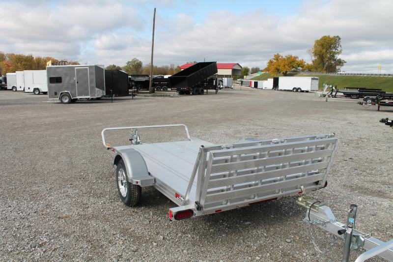 2020 Triton 5' X 10' RG Equipment Trailer