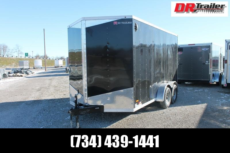 2021 RC Trailers 7' X 14' 10K RD Enclosed Cargo Trailer