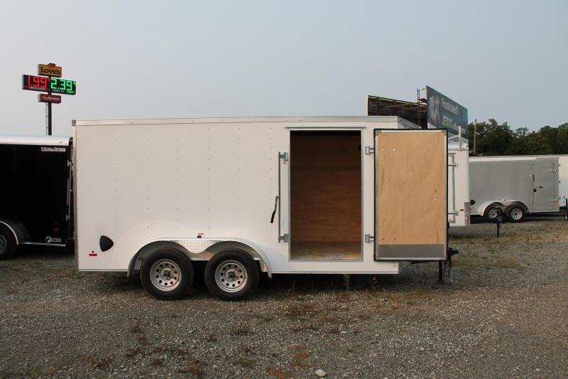 2021 RC Trailers 7' X 14' RD TA Enclosed Cargo Trailer
