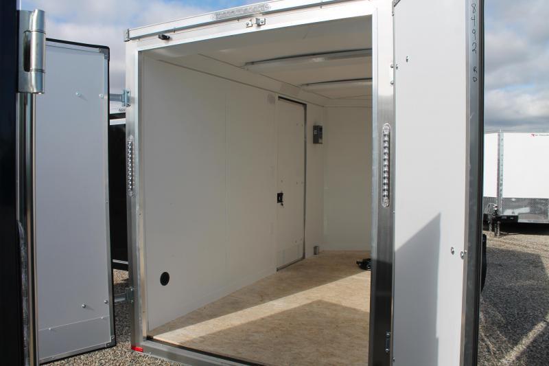 2022 RC Trailers 6' X 12' ENCLOSED CONCESSION TRAILER Enclosed Cargo Trailer