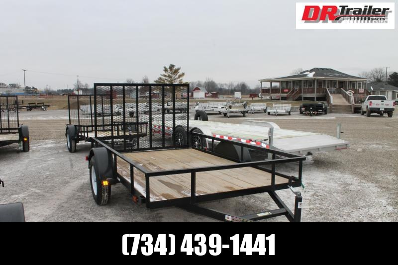 2021 Carry-On 6' X 10 RG Equipment Trailer