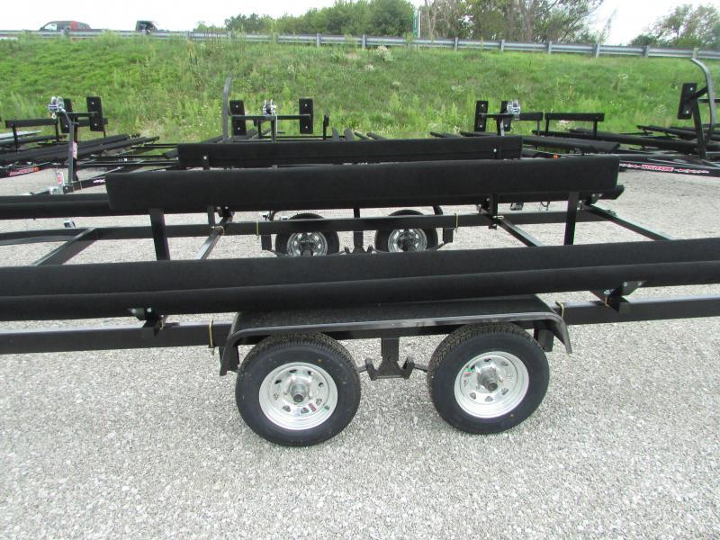 Wolverine Trailers 20 ft All Star Bunk Style Pontoon Boat Trailer
