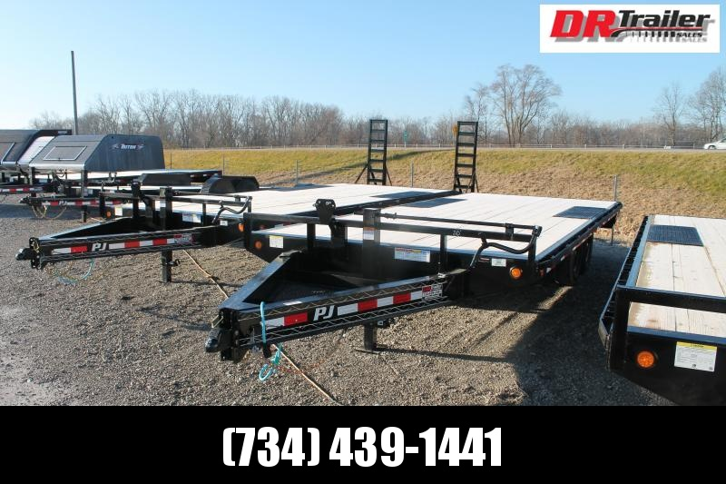 2021 PJ Trailers 20' SR 14K Equipment Trailer