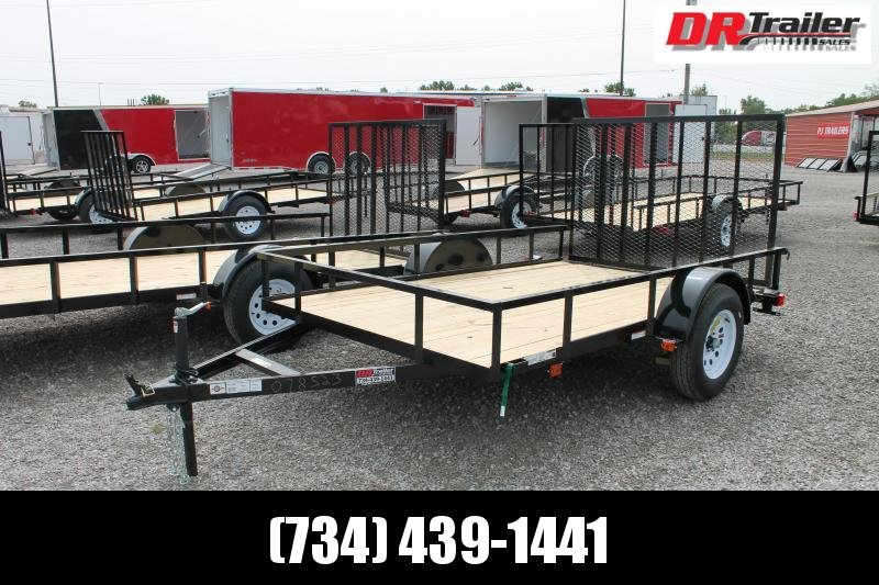2020 Carry-On 6' X 10' RG Equipment Trailer
