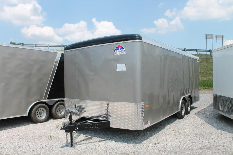 2020 Haul-About 20' CAR 7K Car / Racing Trailer