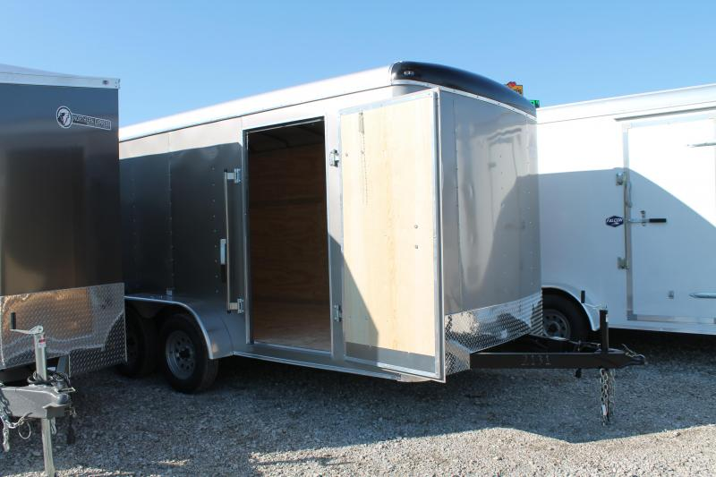 2020 Haul-About 7' X 16' RD Enclosed Cargo Trailer