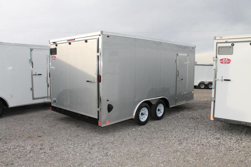 2021 Interstate 8' X 16' RD Car / Racing Trailer