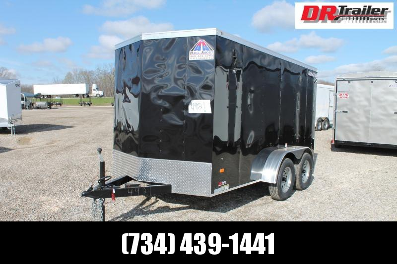 2021 Haul-About 6' X 12' TA D TRAILER Enclosed Cargo Trailer