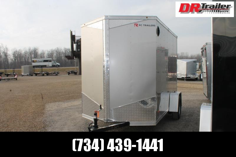 2021 RC Trailers RDL 6' X 10' Enclosed Cargo Trailer
