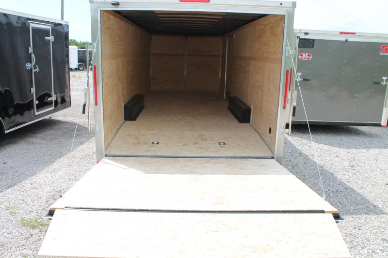 2021 RC Trailers 24' 10K CAR Car / Racing Trailer
