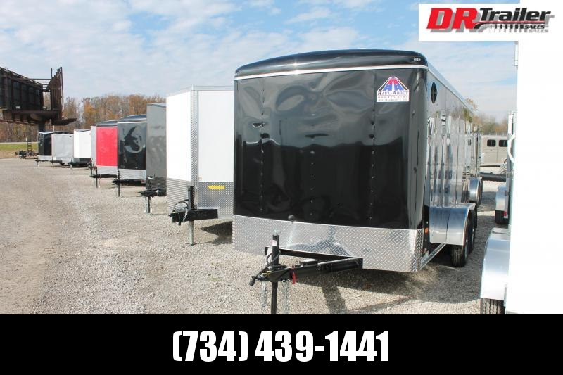 2020 Haul-About 7' X 14' RD Enclosed Cargo Trailer