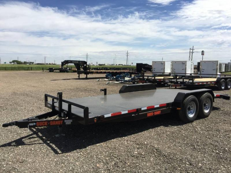 2021 83X20 Buck Dandy (10K) Car Hauler