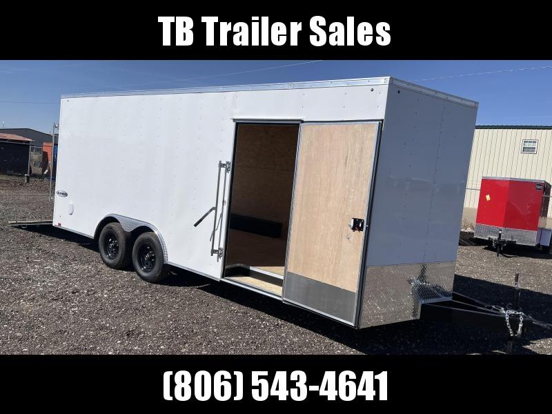 2022 Look Trailers 8.5x20x7 Enclosed Cargo Trailer