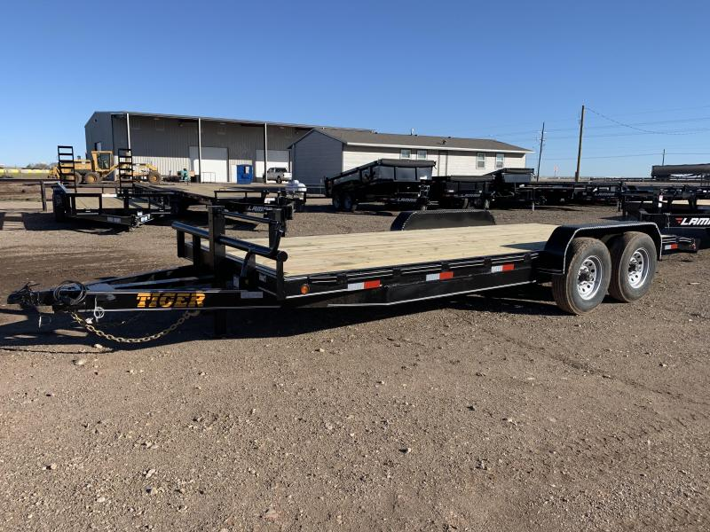 2021 83X20 Tiger Heavy Duty 14K Equipment Hauler