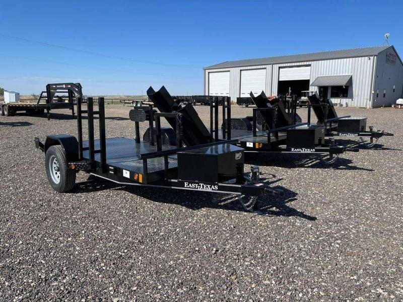 2021 East Texas 5X10 Welding Trailer Utility Trailer