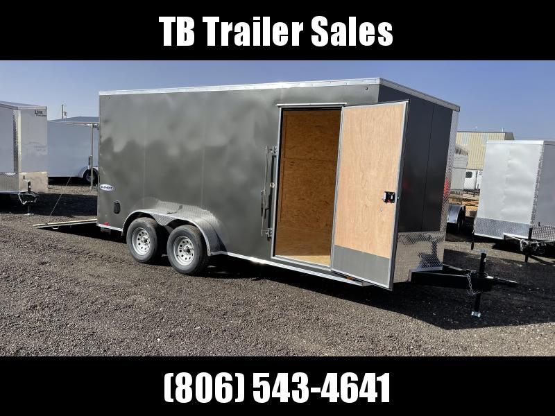 2022 Look Trailers 7x16x7 Cargo Enclosed Cargo Trailer