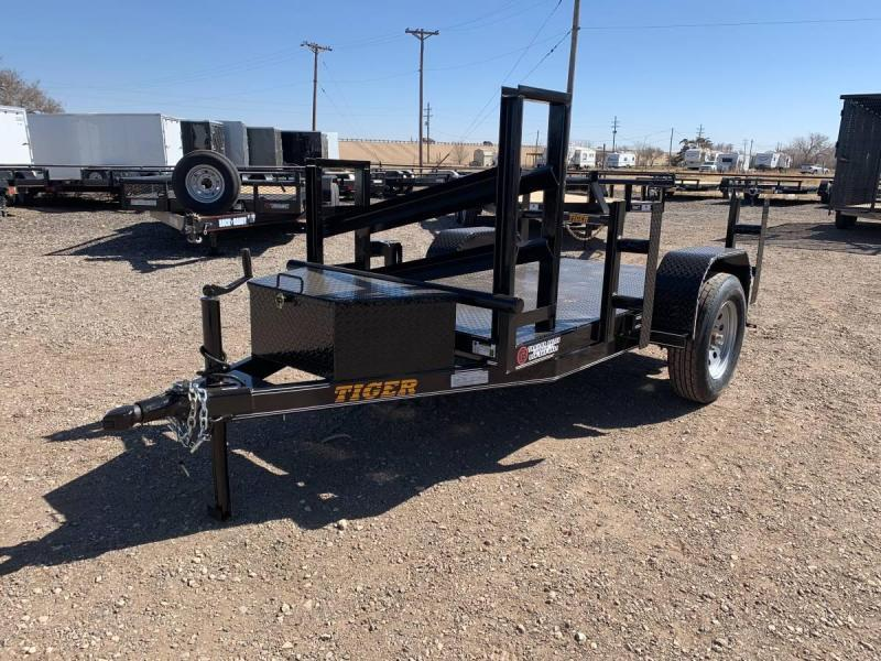5X8 Tiger Welding Trailer