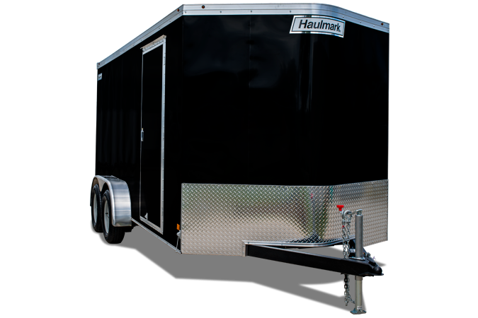 2021 Haulmark TSV712T2 Enclosed Cargo Trailer