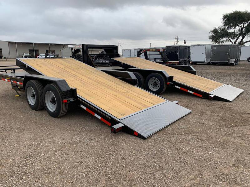 2021 83X20 Buck Dandy (16K) Wood Floor Tilt Trailer