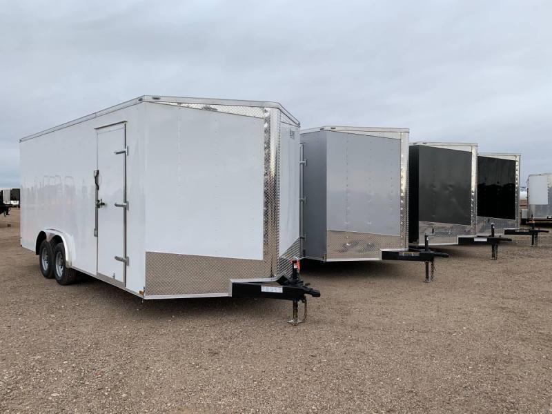 8.5X20 - 7ft Tall - Enclosed Car Hauler