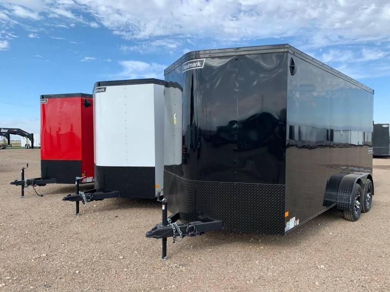 2021 Haulmark Transport w/ Phantom Package Enclosed Cargo Trailer