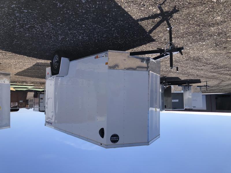 2022 Wells Cargo 6X12 Enclosed Trailer w/ Barn Doors Cargo / Enclosed Trailer