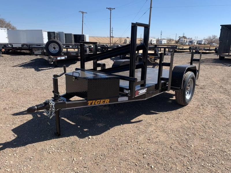 4X8 Tiger Welding Trailer
