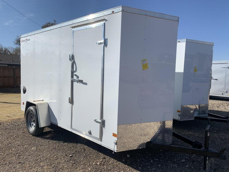 2021 Wells Cargo PP612S2 Enclosed Cargo Trailer