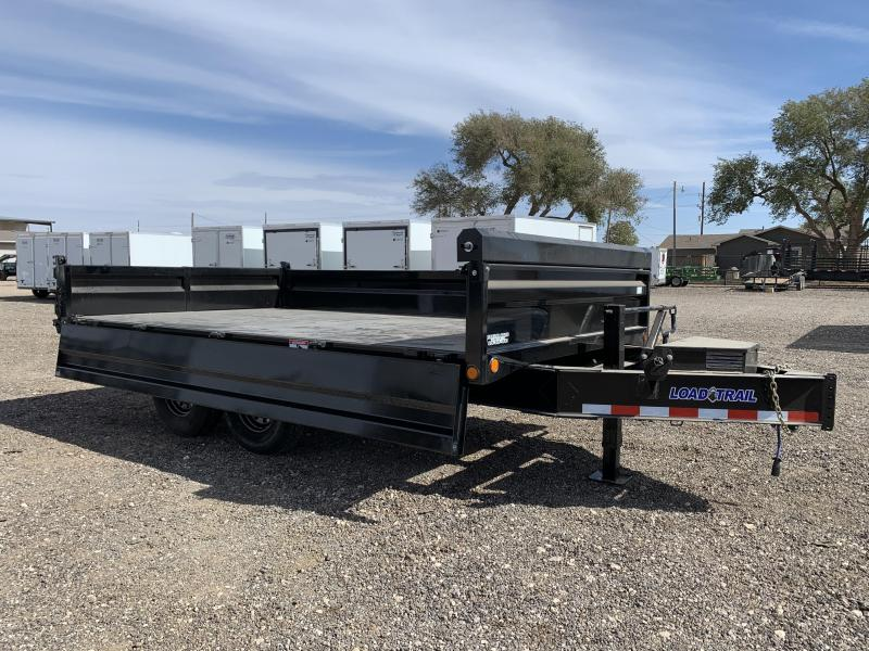 "96"" X 14' (14K) TANDEM AXLE DECK OVER DUMP"