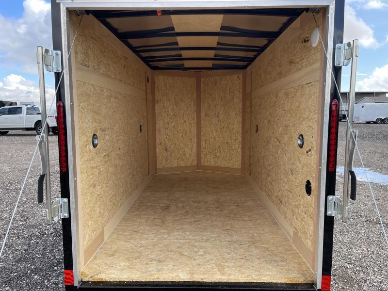 2022 Haulmark 5X10 Enclosed Cargo Trailer Enclosed Cargo Trailer