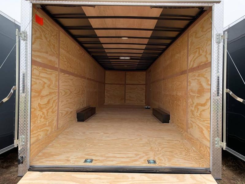 2021 8.5X28X7 Forest River Continental Cargo Enclosed Cargo Trailer / Car Hauler