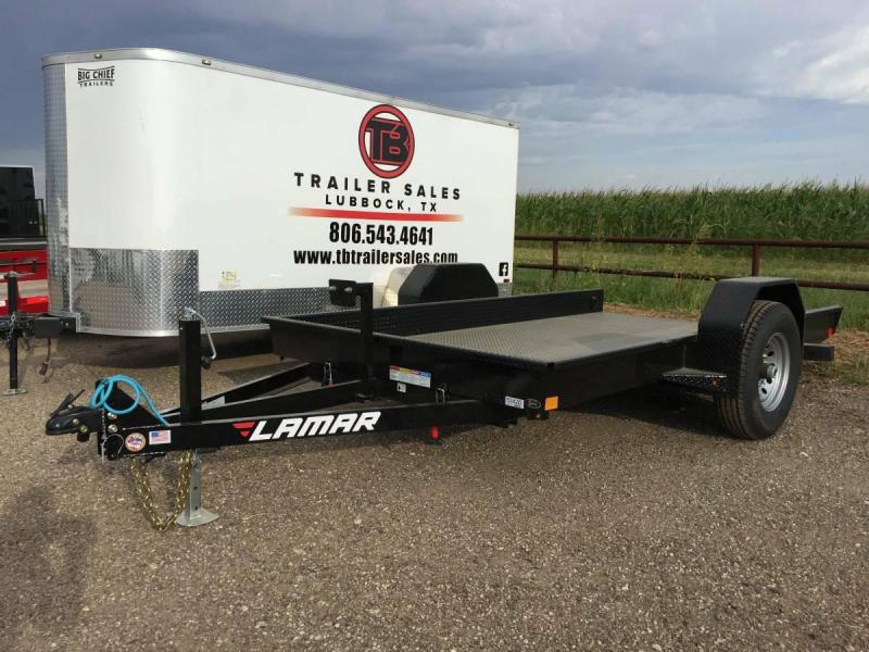 2021 Lamar Trailers Lamar Scissor Hauler Equipment Trailer