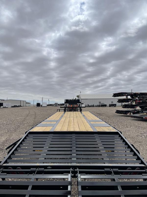 2021 Kearney 102X32 Tandem Axle Gooseneck Trailer Equipment Trailer