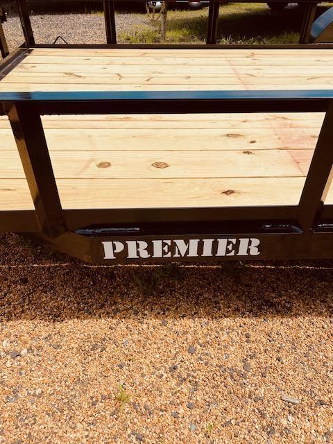 "2021 Premier Trailers Inc. 6'.4"" x 16' LE TATB Utility Trailer"